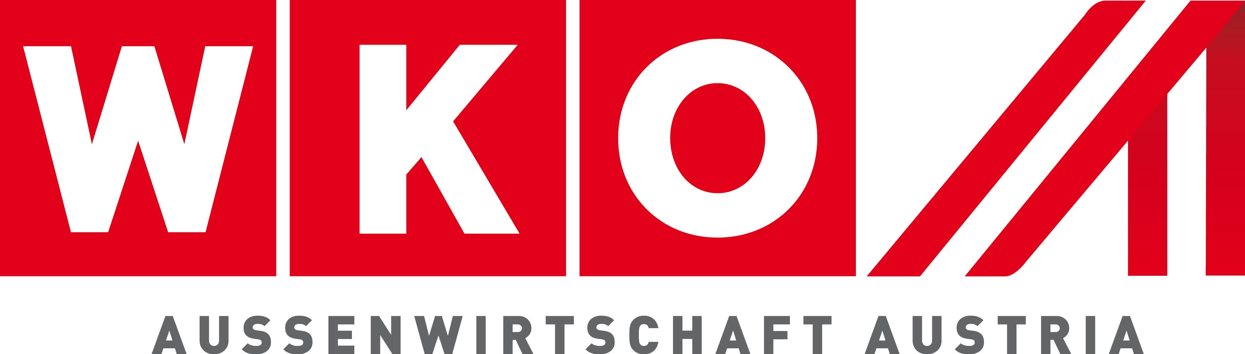 AUSSENWIRTSCHAFT AUSTRIA Logo
