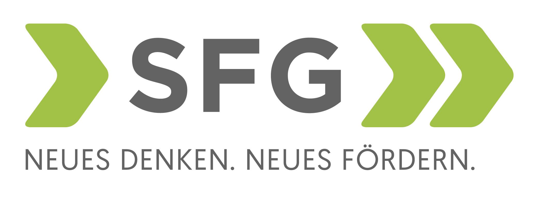 SFG Logo 16cm mit Claim_4C