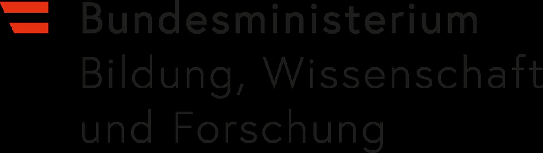 Logo Bundesministerium Bildung, Wissenschaft und Forschung