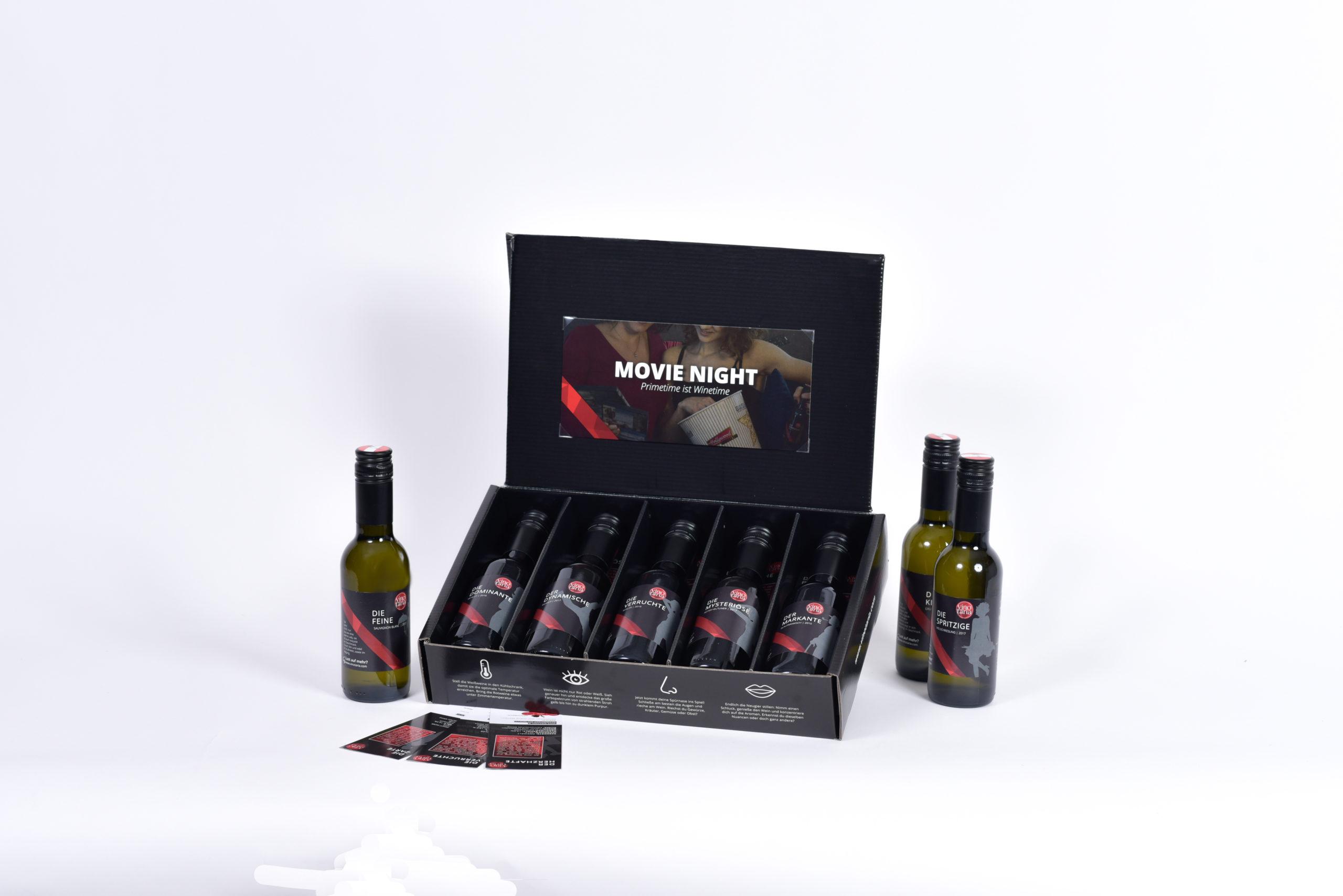 Weinbox Vinotaria