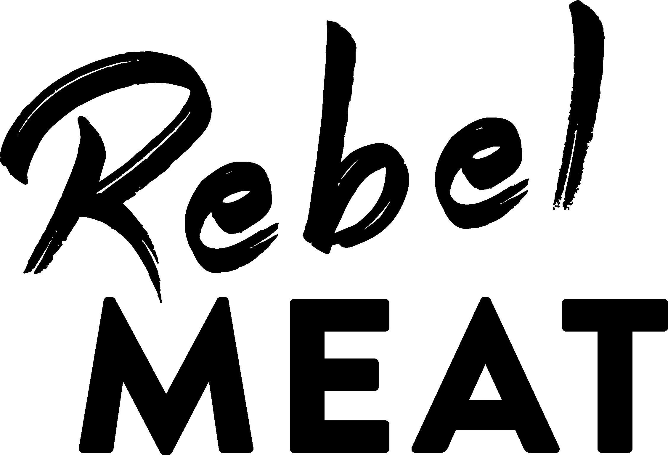 Logo Rebel Meat