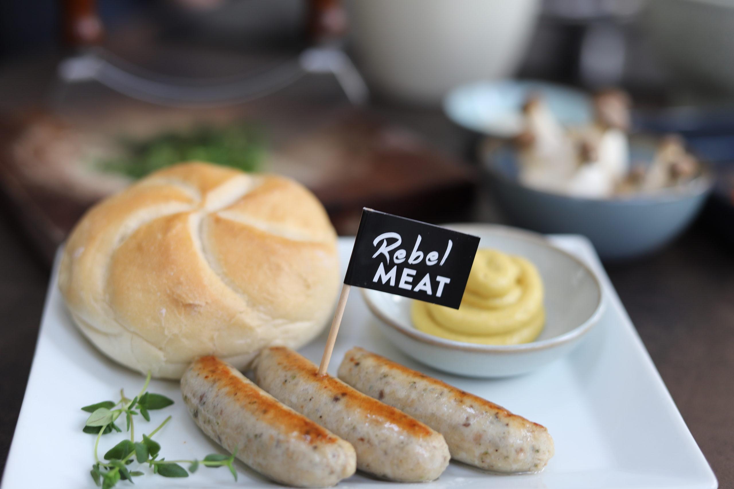 Rebel Meat Bratwürste