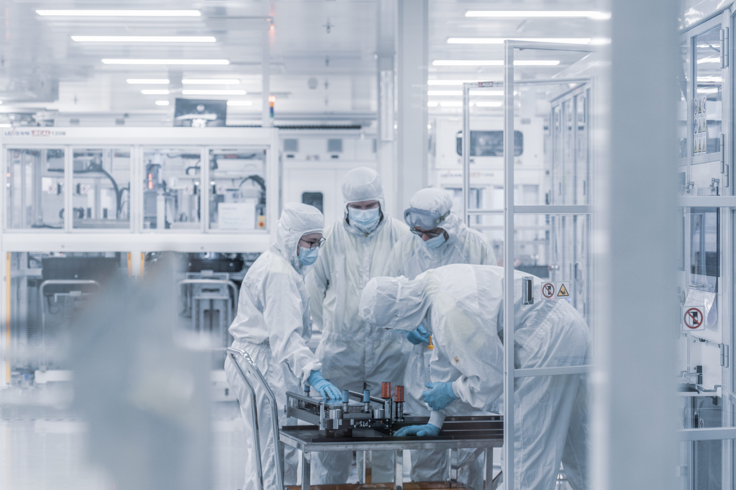Northvolt Labs – production 5